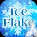Frozen Ice Keyboard Theme