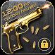 Gun Shooting Locker (Funny Lock Screen) by Weather Widget Theme Dev Team