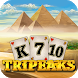 3 Pyramid Tripeaks Solitaire - Free Card Game by Happy Planet Games