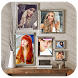 Wall Frame Photo Collage by Creative Photo Editor