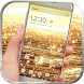 Gold Coast luxurious Theme by Graceful Live wallpaper studio