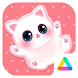 Baby Kitty Air Launcher Theme by Themes for Android Free