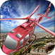 City Helicopter Fly Simulation by Best Free Games.
