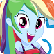 Dress up Fluttershy Rarity Rainbow Dash Pony Girl by SotaiTaka Games