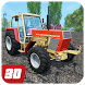 Farm Tractor Simulator : Cargo Delivery Driver 3D by Soft Clip Games
