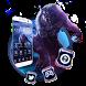 Ferocious Wolf Launcher Theme by Hello Keyboard Theme
