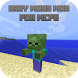 Baby Mobs Mod For MCPE by Jacobbra