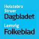 Holstebro-Struer Lemvig by Berlingske Media A/S