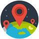 Checkin Friends Map by LocationHistory