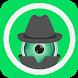 Agent Spy - No blue ticks - No last seen