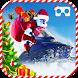 VR Christmas Bike Racing by Babloo Games