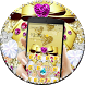 Gold Bowknot Diamond Theme by Creative Design Theme