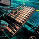 DJ Dubstep Music Maker Pad by Elfiz Media