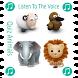 Quiz Animals Sound by Muduras