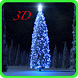 Christmas Tree 3D New Year by FreeWallpaper