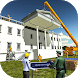 White House Building Construction Games City Build by Game Scapes Inc