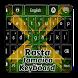Rasta Jamaica Keyboard by MZ Development, LLC