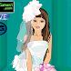 Fashion Girl Wedding Dress up by alyazma