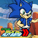 Extreme Sonic Run Game by Shadow Snake