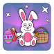 Painting Easter Eggs by Caiman Apps