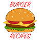 50+ Best Burger Recipes by Nurlan Ispayev