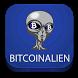 BITCOIN ALIEN - EARN FREE BITCOIN by FopaWeb Society