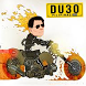 Duterte Du30 Motorcycle Ride by Filipino Apps