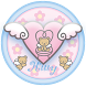 Cartoon Kitty Theme by Cool Theme Love