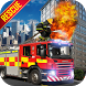 US City Rescue Fireman Simulator-Fire Brigade Game by Game Loop Studio