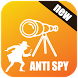 hidden spy microphone & camera detector by Innovation TeamApps