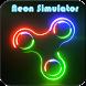 Neon Fidget Spinners (Simulator) by Deedy Games