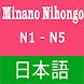 Kanji - Tu Vung - Ngu Phap - Tieng Nhat N1 - N5
