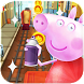 Subway Pig Adventure Pepa by Wizo Game kids