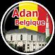 Adan Belgium: prayer times brussels 2017 by Mazoul dev