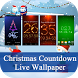 Christmas Countdown Live Wallpaper by God Lover Apps