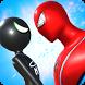 Spider vs Stickman Navy Battle by Blockot Studios