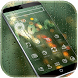 Glass Rain Theme by Cool Soloto Themes