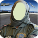 Lady Pilot Army Officer Uniform Photo Editor by Best App Solution