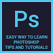 2018 Latest Photoshop Tuts for free by DhakshaInteractive