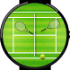 Tennis Watch Face by Zappup