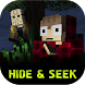 Hide and Seek Maps for Minecraft by MineMaps
