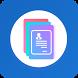 Free Resume Maker app-CV Builder app free Template by ZerOnes