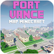 Map Port Vance for Minecraft by CRAFTLAB