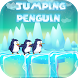 Jumping Penguin by chappmobile