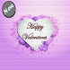 Happy Valentines Love Day by Appdroid9