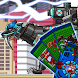 Smilodon Black - Transform! Dino Robot