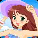 Beach Girl Dress Up by MobiFun Apps
