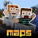 Roller Coaster Maps for Minecraft by MineMaps
