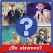 ¿Qué Cantante de Reggaeton es? Adivina el Cantante by MCP APPs