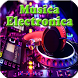 Free Electronic Music by Georky Cash App-Radio FM,RadioOnline,Music,News